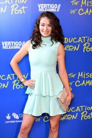 Jess Impiazzi at The Miseducation of Cameron Post Screening in London 2018/08/22 8
