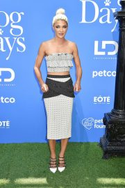 Jessica Szohr at Dog Days Premiere in Century City 2018/08/05 6
