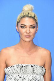 Jessica Szohr at Dog Days Premiere in Century City 2018/08/05 8