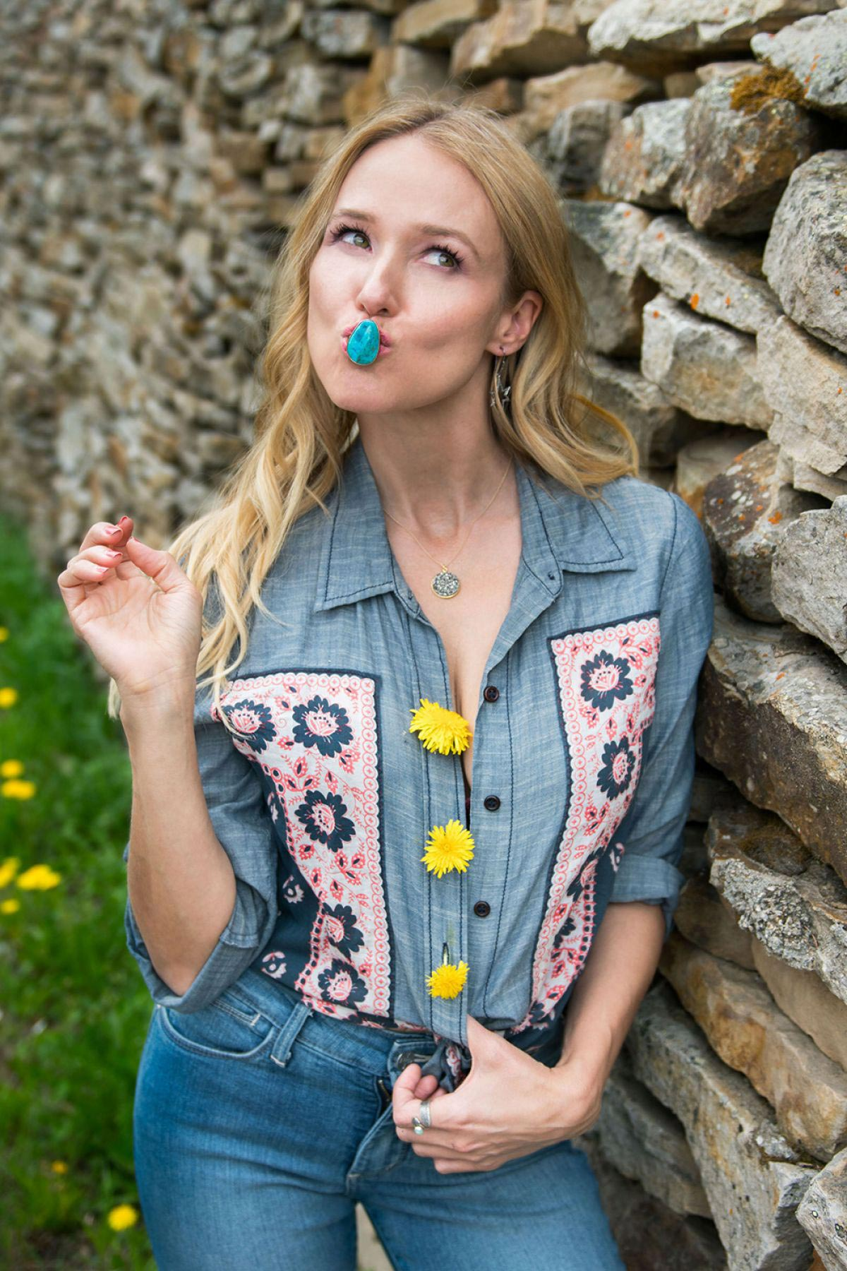 Jewel Kilcher for Songlines by Jewel Jewelry Collection, August 2018 1