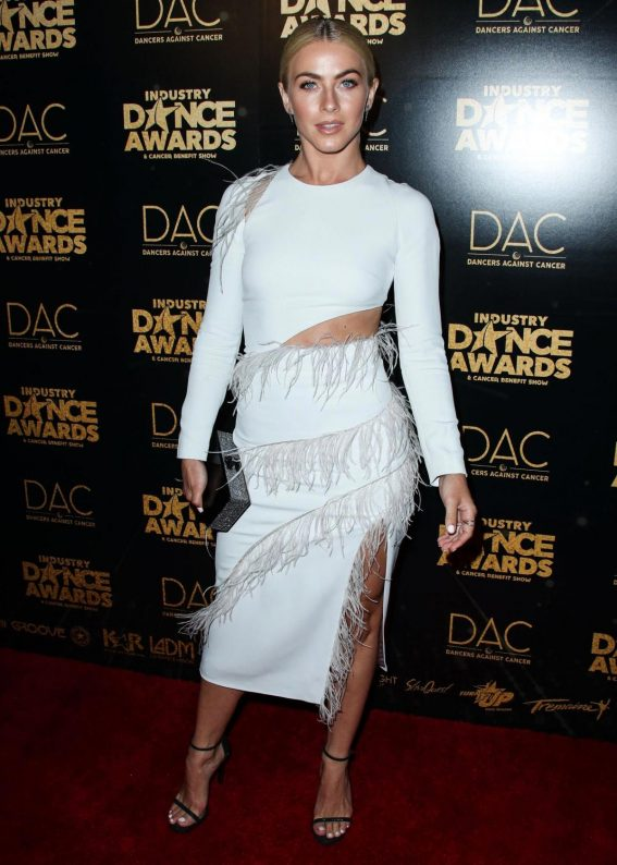 Julianne Hough at Industry Dance Awards 2018 in Hollywood 2018/08/15 1