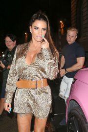 Katie Price at Acapulco Nightclub in Halifax 2018/07/28 10