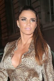 Katie Price at Acapulco Nightclub in Halifax 2018/07/28 12