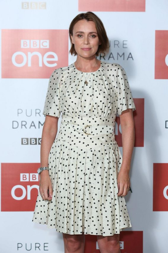 Keeley Hawes at Bodyguard Show Launch Photocall in London 2018/08/06 1