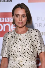 Keeley Hawes at Bodyguard Show Launch Photocall in London 2018/08/06 2