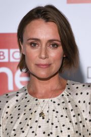 Keeley Hawes at Bodyguard Show Launch Photocall in London 2018/08/06 4