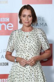 Keeley Hawes at Bodyguard Show Launch Photocall in London 2018/08/06 5