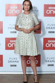 Keeley Hawes at Bodyguard Show Launch Photocall in London 2018/08/06 6