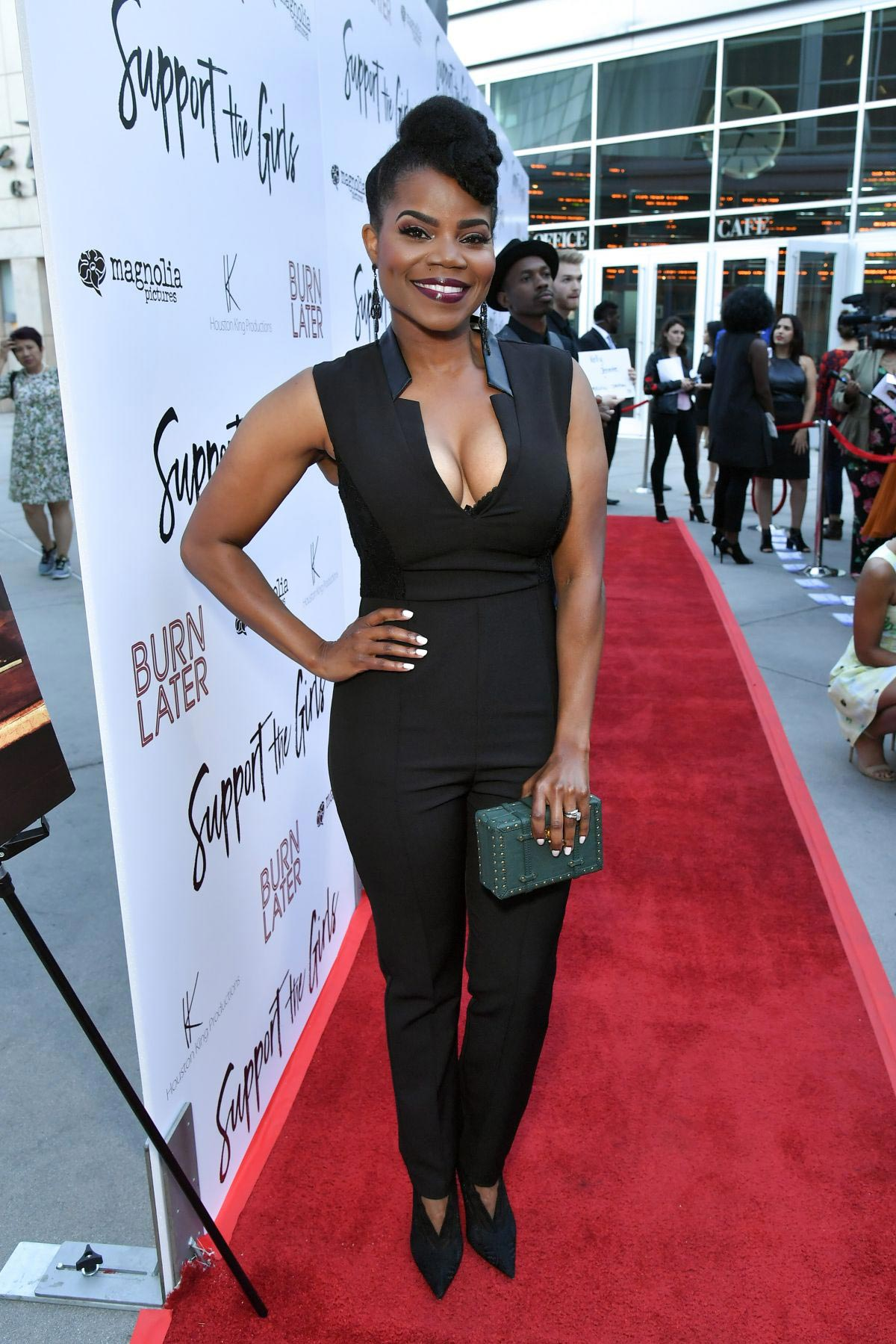 Kelly Jenrette at Support the Girls Premiere in Los Angeles 2018/08/22 1