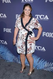 Kether Donohue at Fox Summer All-star Party in Los Angeles 2018/08/02 12