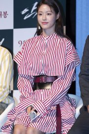 Kim Seol-hyun at The Great Battle Press Conference in Seoul 2018/08/21 5