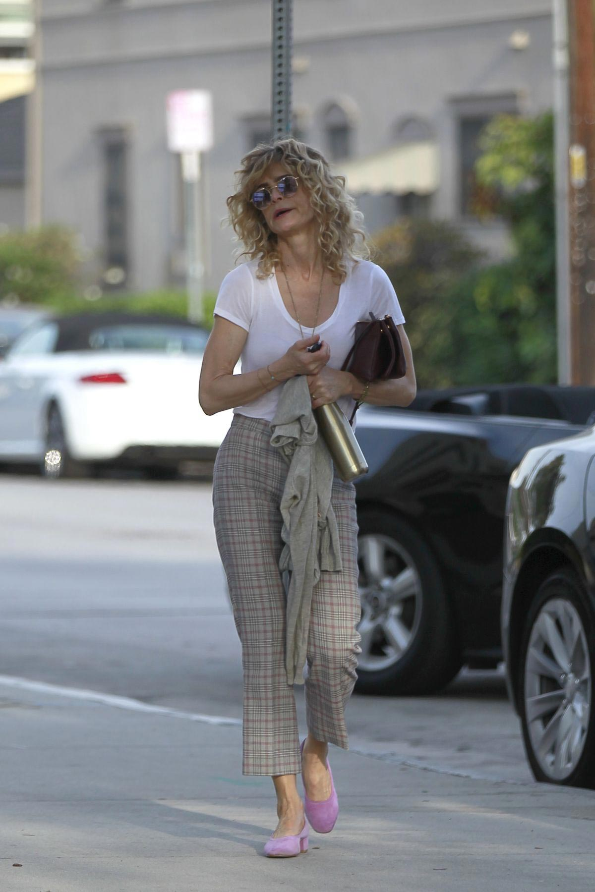 Kyra Sedgwick Out and About in Los Angeles 2018/08/20 1