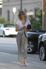 Kyra Sedgwick Out and About in Los Angeles 2018/08/20 2