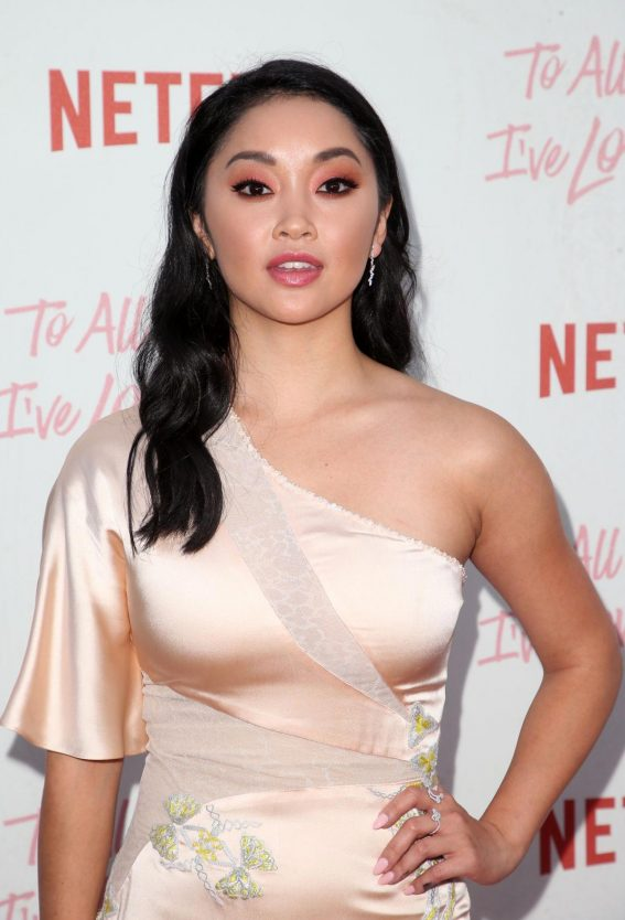 Lana Condor at To All the Boys I've Loved Before Screening in Los Angeles 2018/08/16 1