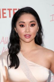 Lana Condor at To All the Boys I've Loved Before Screening in Los Angeles 2018/08/16 3