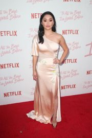 Lana Condor at To All the Boys I've Loved Before Screening in Los Angeles 2018/08/16 9