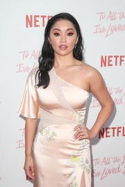 Lana Condor at To All the Boys I've Loved Before Screening in Los Angeles 2018/08/16 10