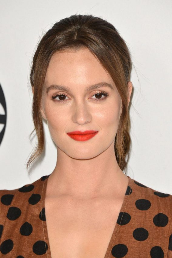 Leighton Meester at ABC All-star Happy Hour TCA Summer Press Tour in Los Angeles 2018/08/07 1