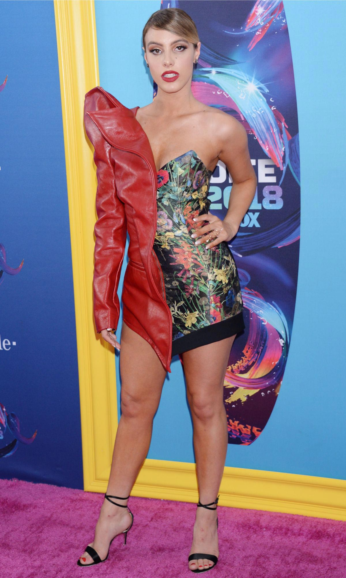 Lele Pons at 2018 Teen Choice Awards in Beverly Hills 2018/08/12 1