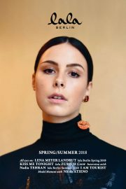 Lena Meyer-Landrut for Lala Magazine, Spring/Summer 2018 13