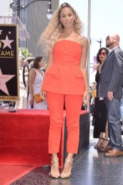 Leona Lewis at Simon Cowell Star on the Hollywood Walk of Fame Ceremony 2018/08/22 3