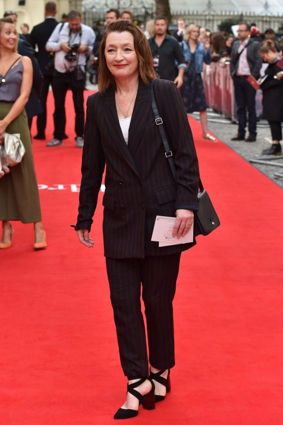 Lesley Manville at The Children Act Premiere in London 2018/08/16 1