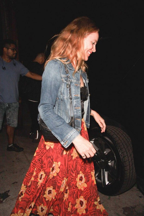 Leslie Mann Night Out in Los Angeles 2018/08/17 1