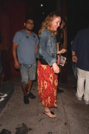 Leslie Mann Night Out in Los Angeles 2018/08/17 7