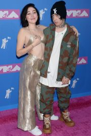 Lil Xan at MTV Video Music Awards in New York 2018/08/20 1
