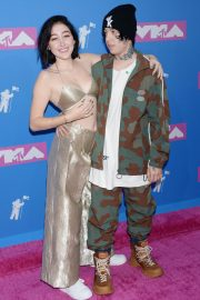 Lil Xan at MTV Video Music Awards in New York 2018/08/20 2