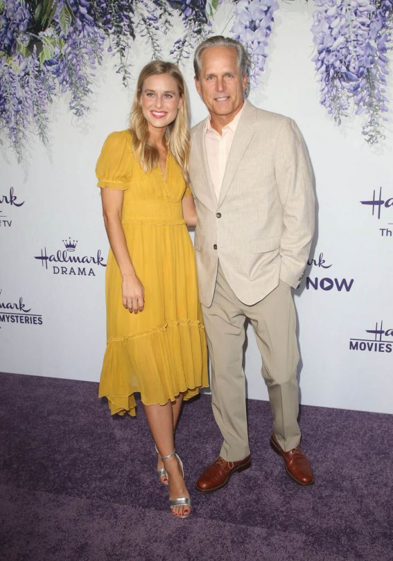 Lily Anne Harrison at Hallmark Channel Summer TCA Party in Beverly Hills 2018/07/27 1