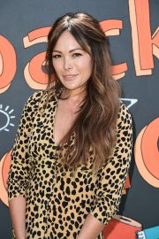 Lindsay Price at Amazon Back-to-school Prep in Pacific Palisades 2018/08/18 2