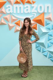 Lindsay Price at Amazon Back-to-school Prep in Pacific Palisades 2018/08/18 9