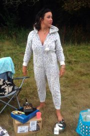Lisa Appleton Forced to Live in Tree House in Wolverhampton 2018/08/14 4