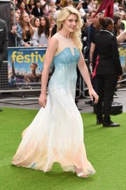 Lizzy Connolly at The Festival Premiere in London 2018/08/13 3
