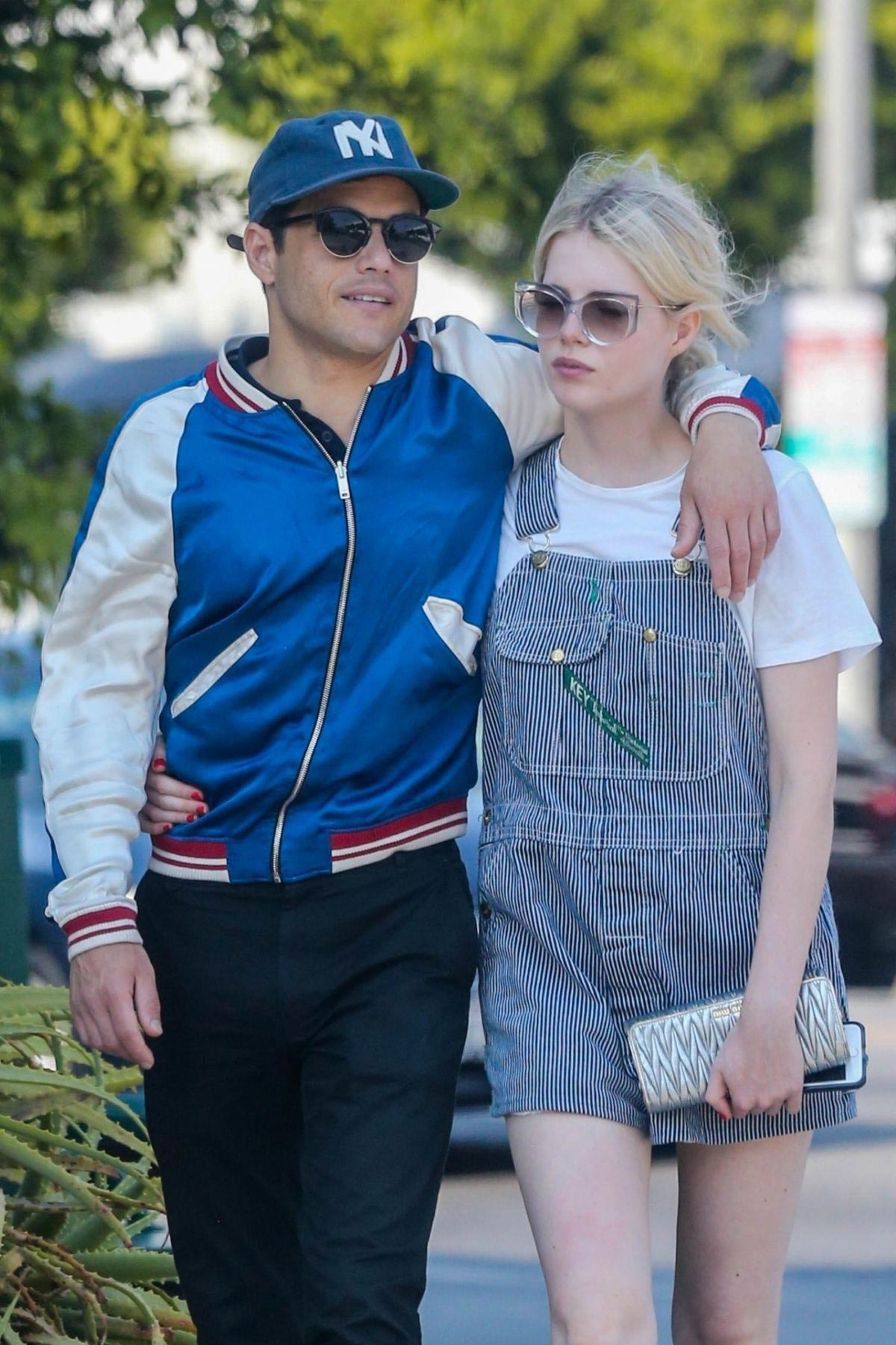 Lucy Boynton and Rami Malek Out for Lunch in Hollywood 2018/08/11 1