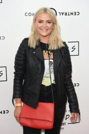 Lucy Fallon at Comedy Central's Friendsfest in Manchester 2018/08/07 2