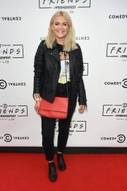 Lucy Fallon at Comedy Central's Friendsfest in Manchester 2018/08/07 3