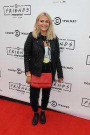 Lucy Fallon at Comedy Central's Friendsfest in Manchester 2018/08/07 4