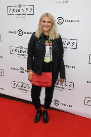 Lucy Fallon at Comedy Central's Friendsfest in Manchester 2018/08/07 5