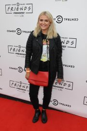 Lucy Fallon at Comedy Central's Friendsfest in Manchester 2018/08/07 6