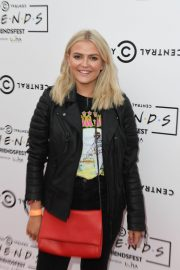 Lucy Fallon at Comedy Central's Friendsfest in Manchester 2018/08/07 7