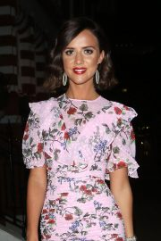 Lucy Mecklenburgh Celebrates Her 27th Birthday in London 2018/08/24 2
