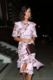 Lucy Mecklenburgh Celebrates Her 27th Birthday in London 2018/08/24 5