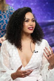 Madeleine Mantock at Charmed Panel TCA Summer Tour in Los Angeles 2018/08/06 3