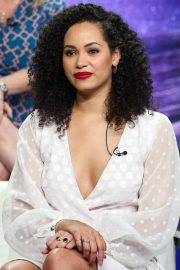 Madeleine Mantock at Charmed Panel TCA Summer Tour in Los Angeles 2018/08/06 4