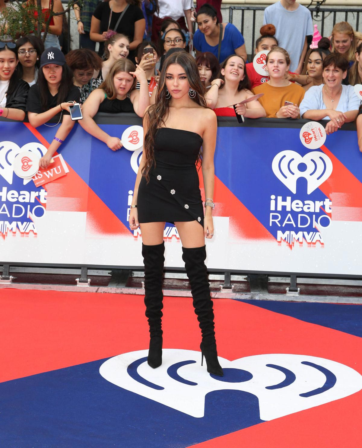 Madison Beer at 2018 Iheartradio Music Video Awards in Toronto 2018/08/26 1