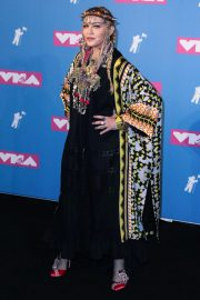 Madonna at MTV Video Music Awards in New York 2018/08/20 1