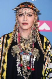 Madonna at MTV Video Music Awards in New York 2018/08/20 2
