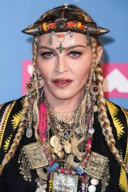 Madonna at MTV Video Music Awards in New York 2018/08/20 7